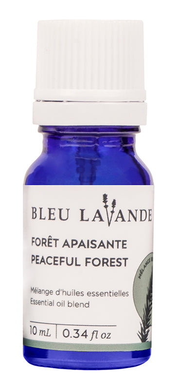 Mélange d'huiles essentielles Forêt apaisante / Peaceful forest essential oil blend