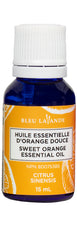 Huile essentielle d'orange douce / Sweet orange essential oil