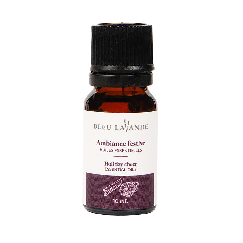 Mélange d'huiles essentielles Ambiance festive / Holiday cheer essential oil blend