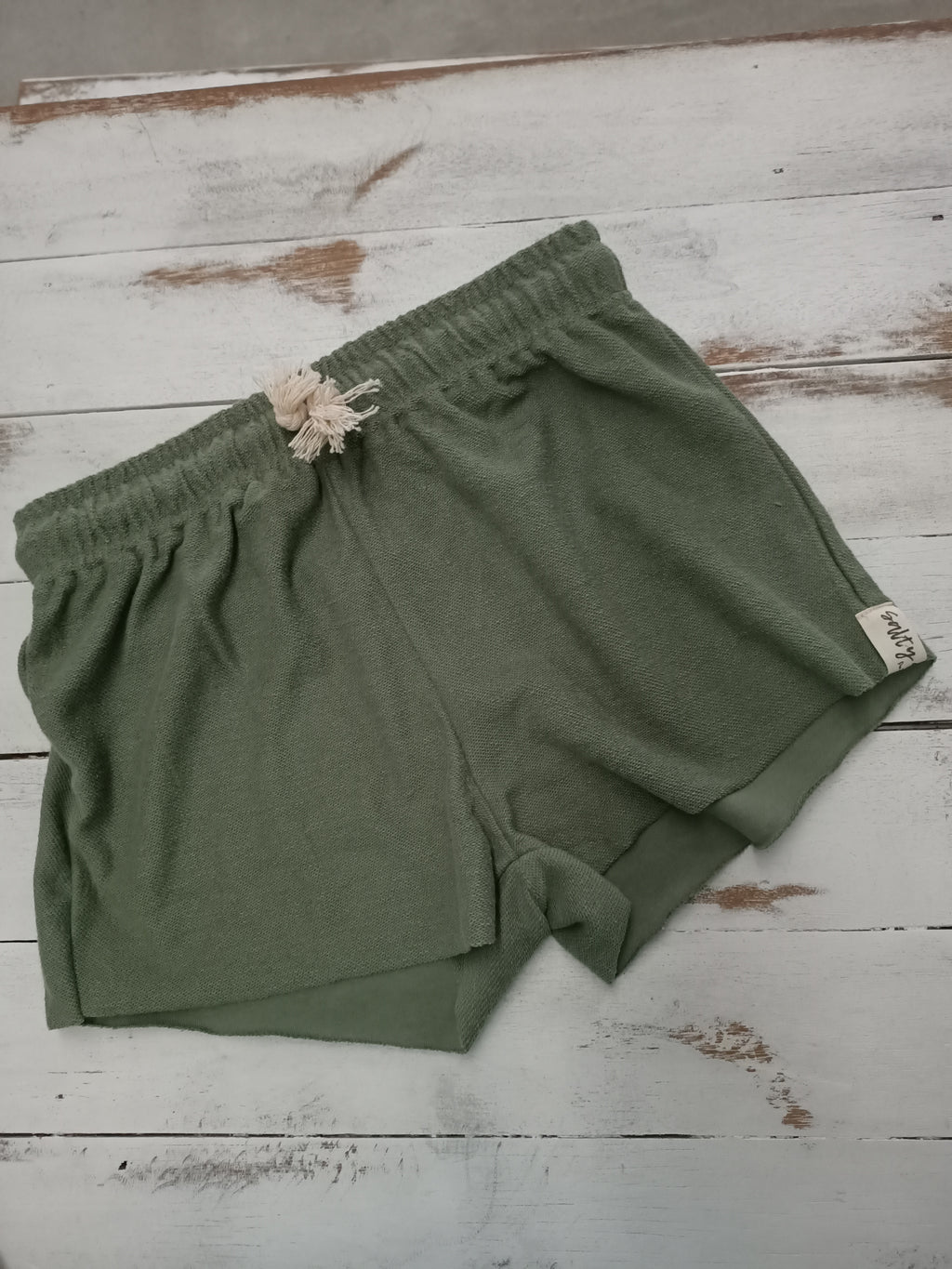 French Terry Lounge Shorts - XS