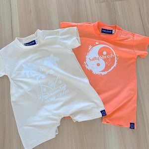 Factory seconds - Surf Grom baggy playsuit