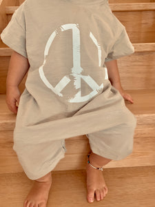 Peace Bamboo Playsuit
