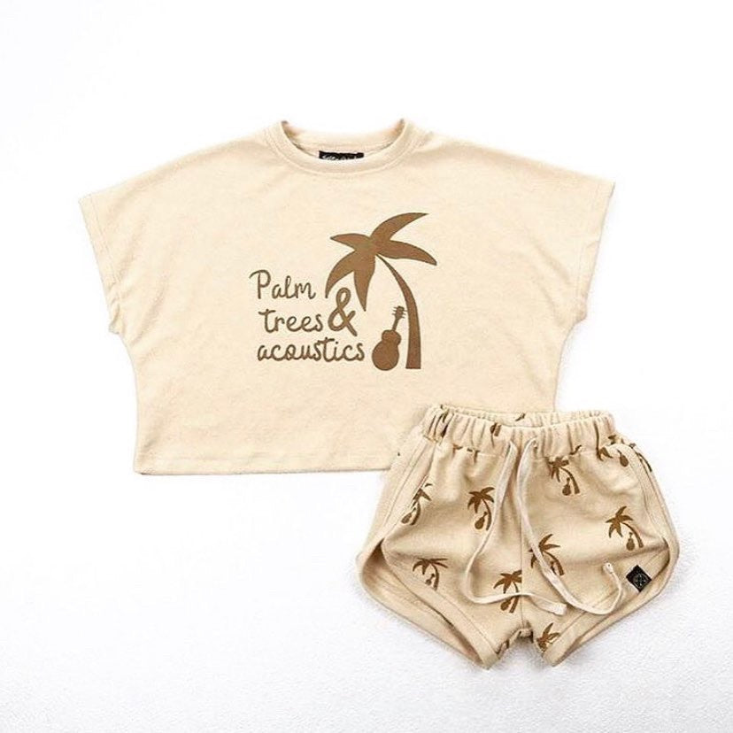 Palm Trees & Acoustics Special edition Baggies