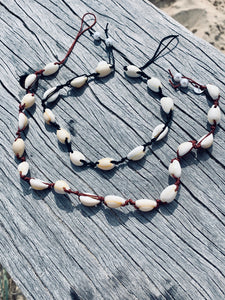 Full Cowrie Shell Necklace