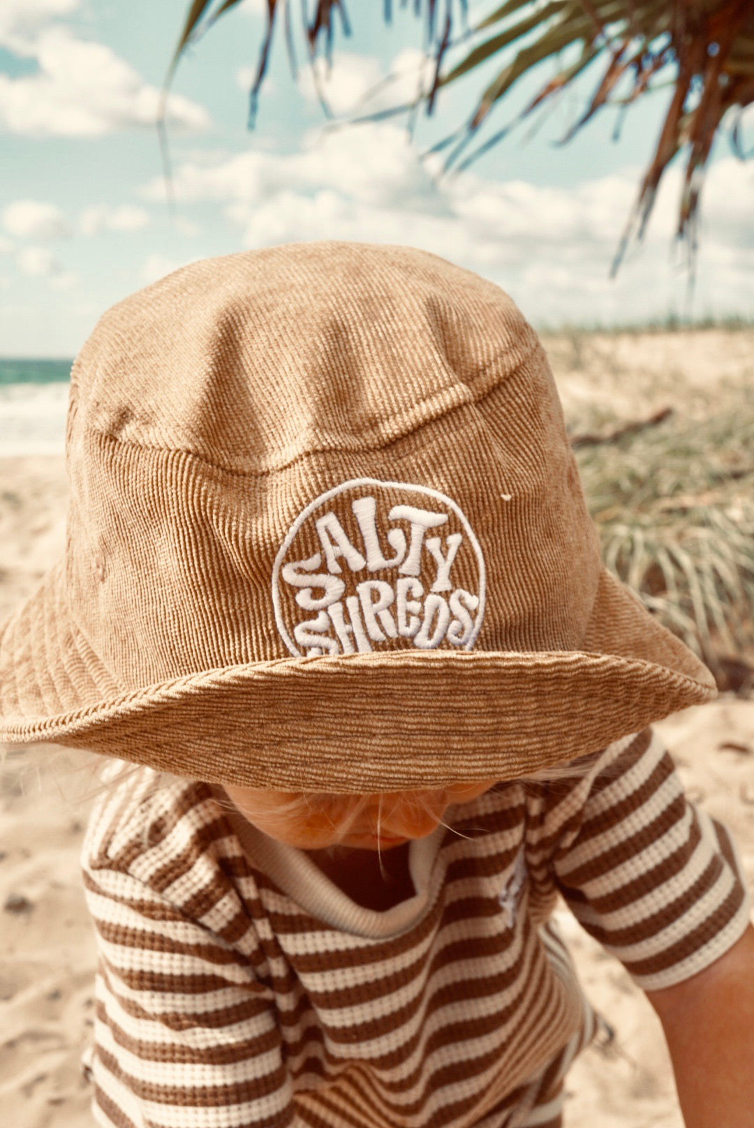 Salty bucket hat - corduroy