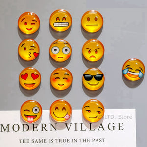 EMOJI Fridge Magnets