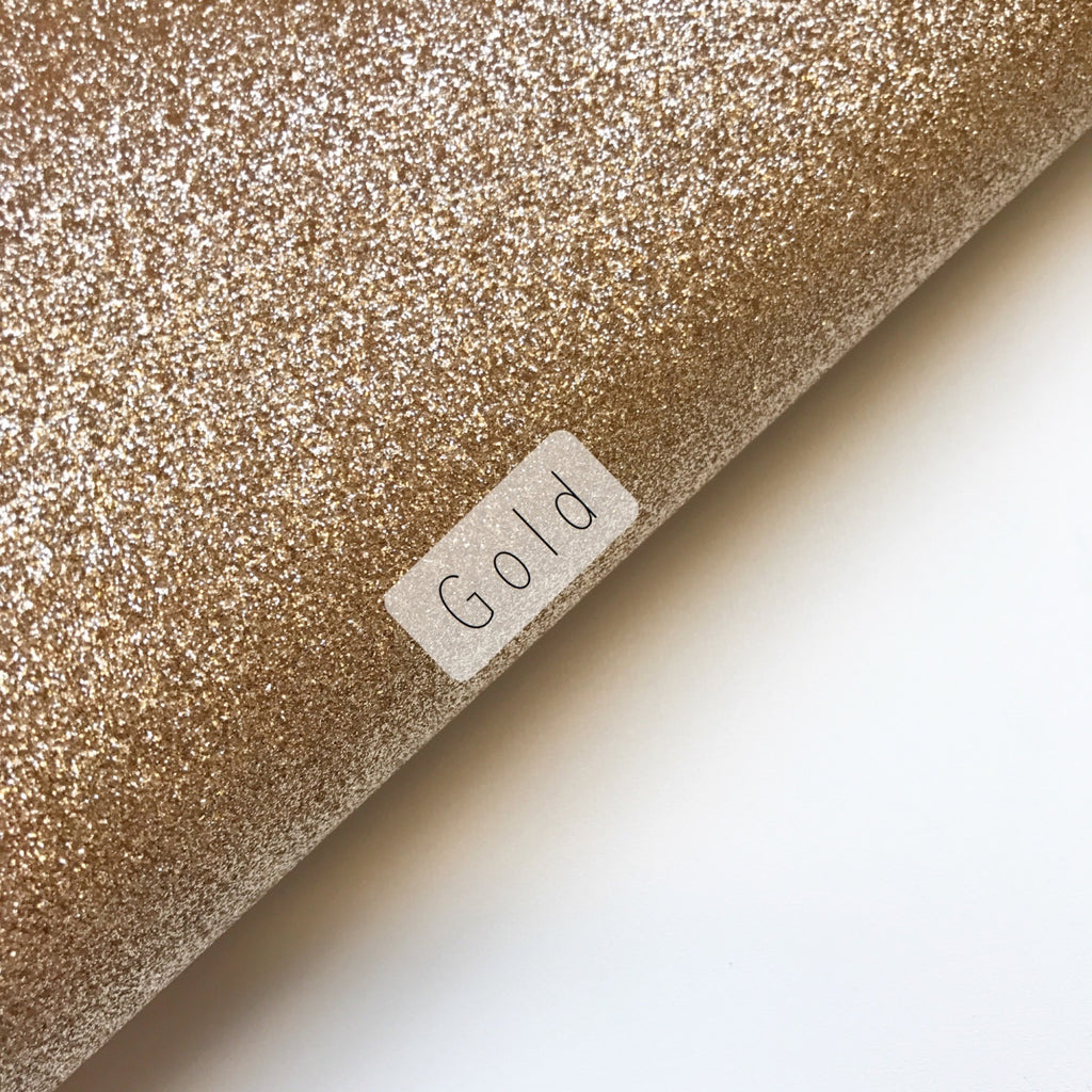 Gold Fine Glitter - Jolif The Craft Shop