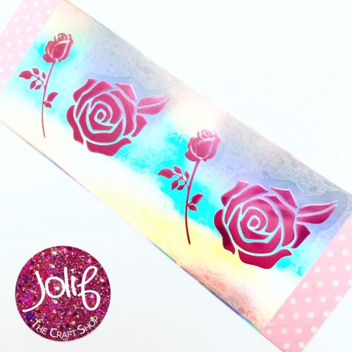 Roses (set of 2) - Jolif The Craft Shop