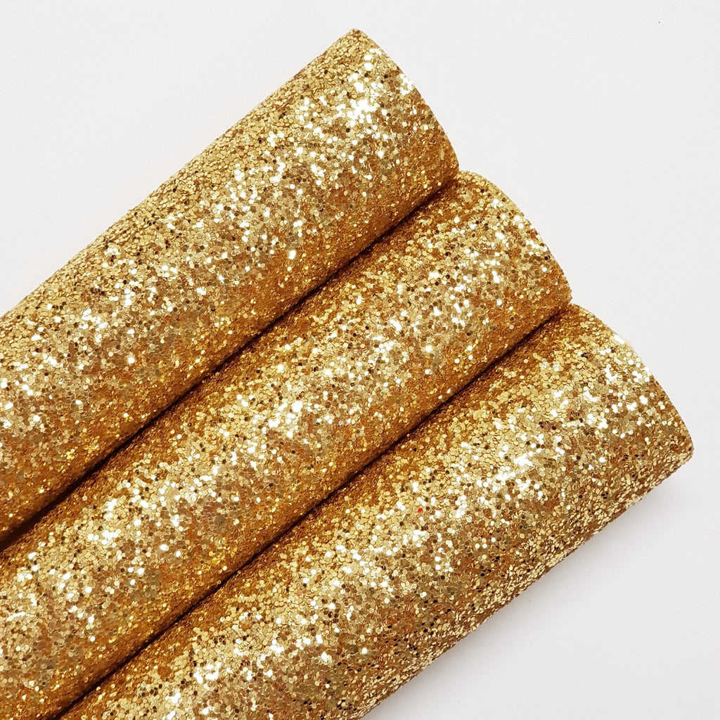 True Gold Chunky Glitter