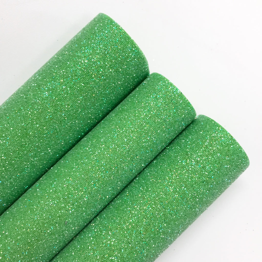 Lime Fine Glitter - Jolif The Craft Shop