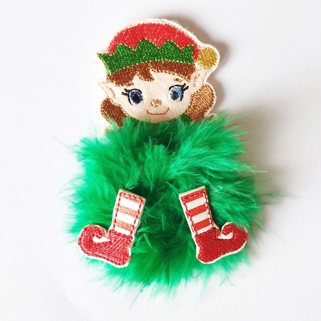 Miss Elfie Fur Baby