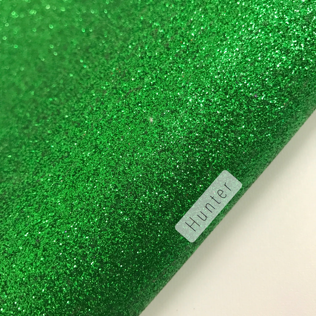 Hunter Green Fine Glitter