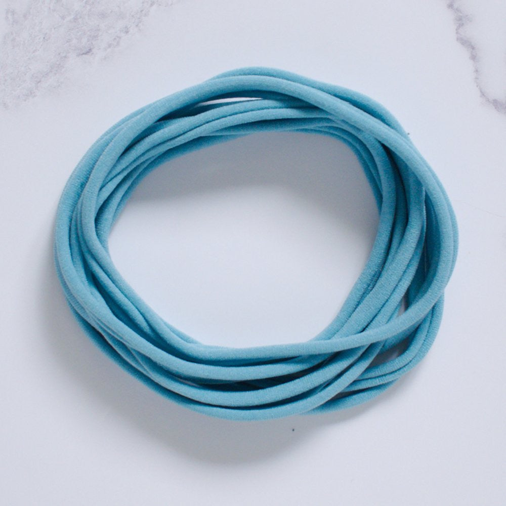 Official Crafty Duck Nylon Headbands - NEW COLOURS! - Jolif The Craft Shop