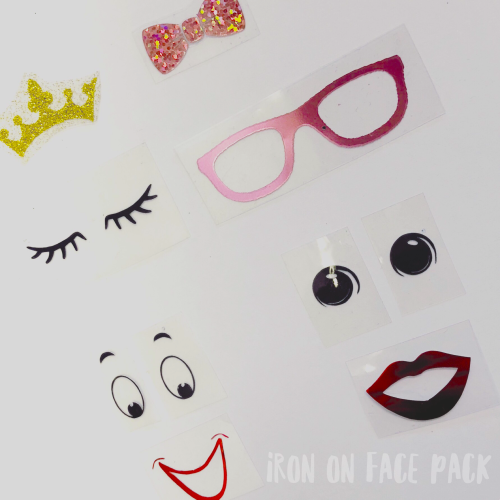 Face Pack Vinyls - Jolif The Craft Shop
