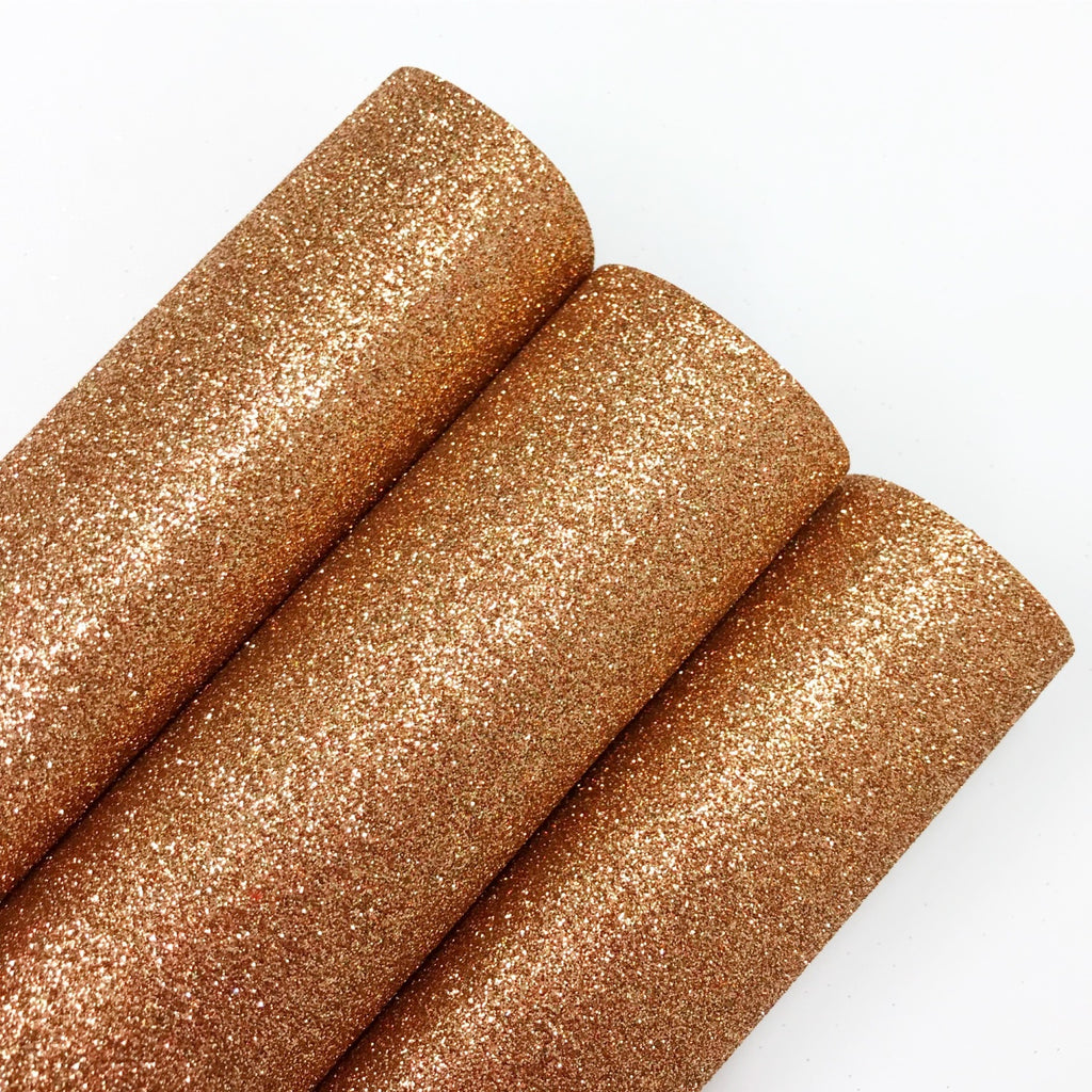 Copper Rose Fine Glitter