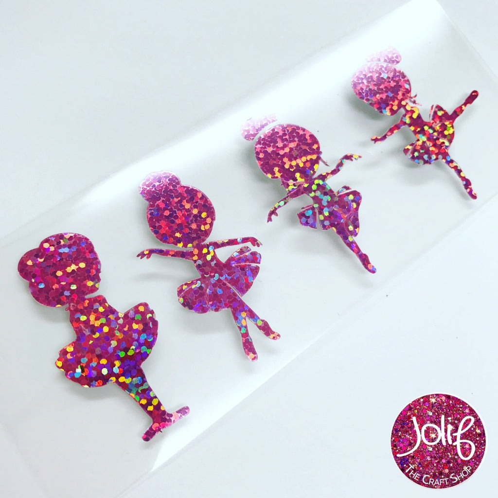 Ballet Dancers (set of 4)