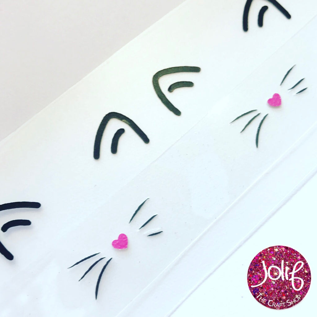 Purrfect Kitty (set of 2) - Jolif The Craft Shop