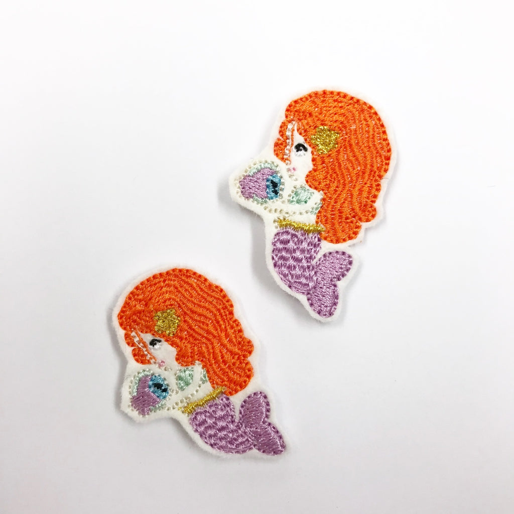 Mermaid Feltie - Jolif The Craft Shop