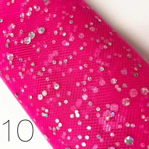 Sequin Tulle - Jolif The Craft Shop