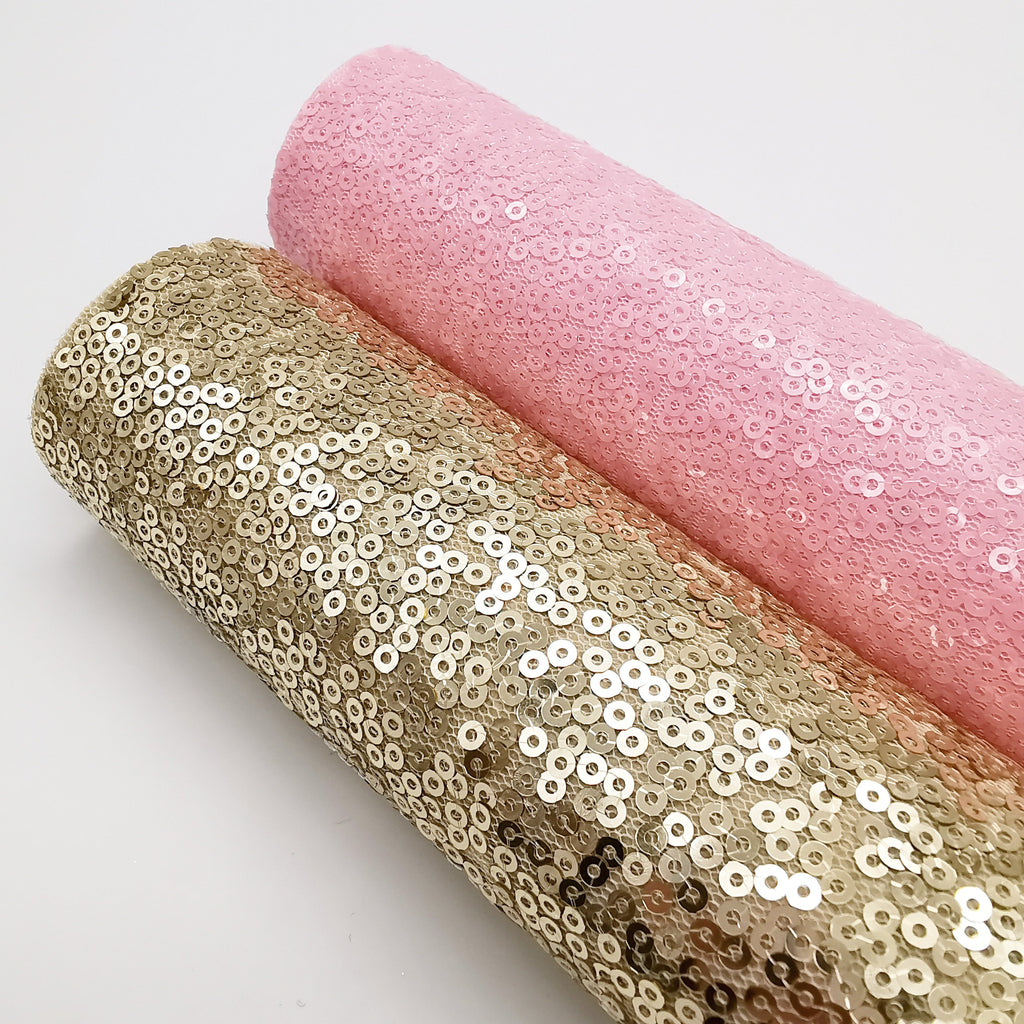 Mini Sequin Fabric Felt - Jolif The Craft Shop