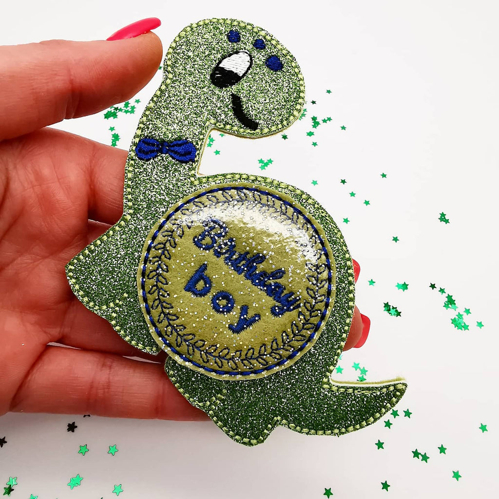 Roarsome Dinosaur Birthday Badge Kits - Jolif The Craft Shop