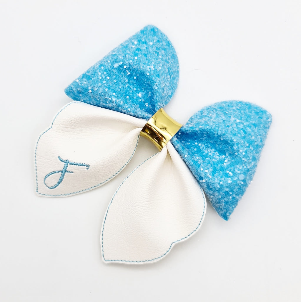 Personalised Initial Felicity Tails - Jolif The Craft Shop