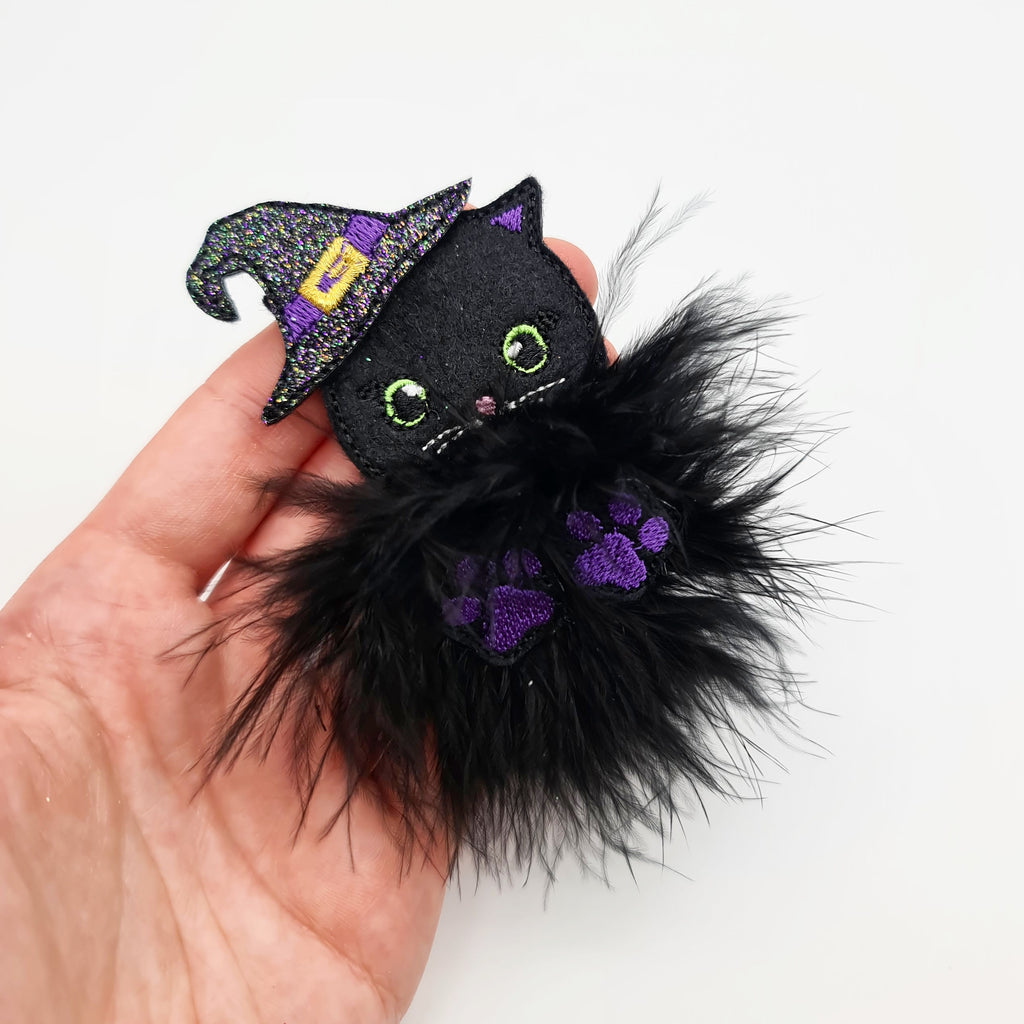 Witches Cat Fur Baby - Jolif The Craft Shop