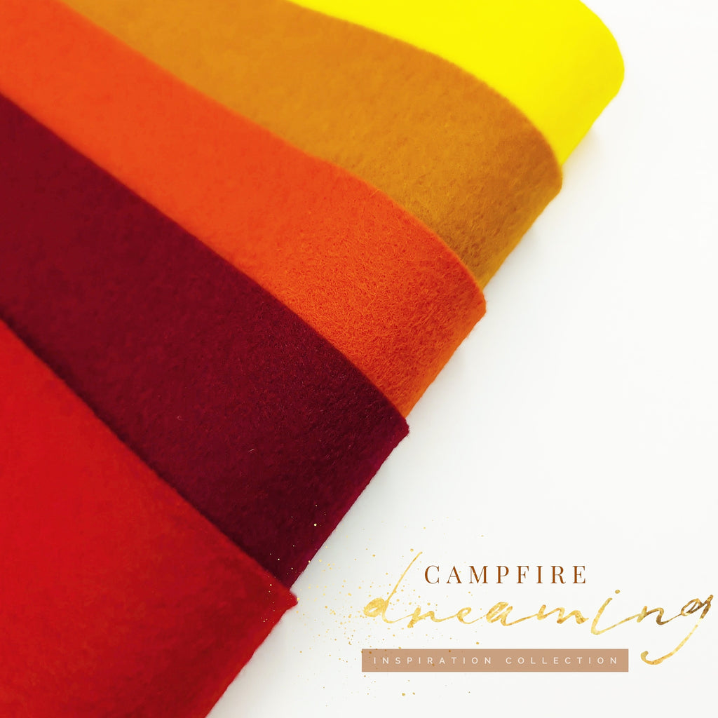 Campfire Dreaming Inspiration Collection - Jolif The Craft Shop