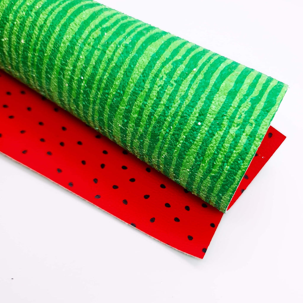 Mini Sheet Watermelon Double Sided - Jolif The Craft Shop