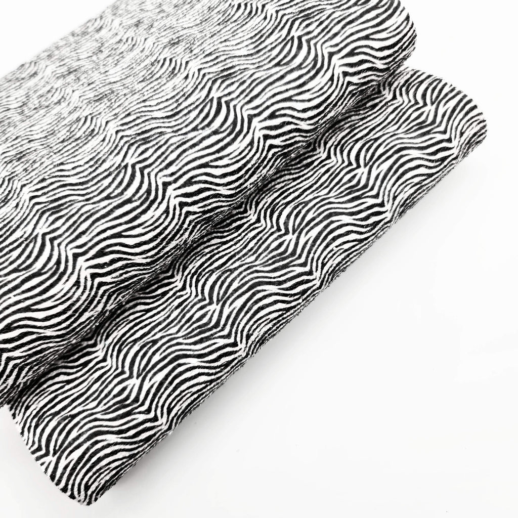 Mini Sheet Zebra Chunky Glitter - Jolif The Craft Shop