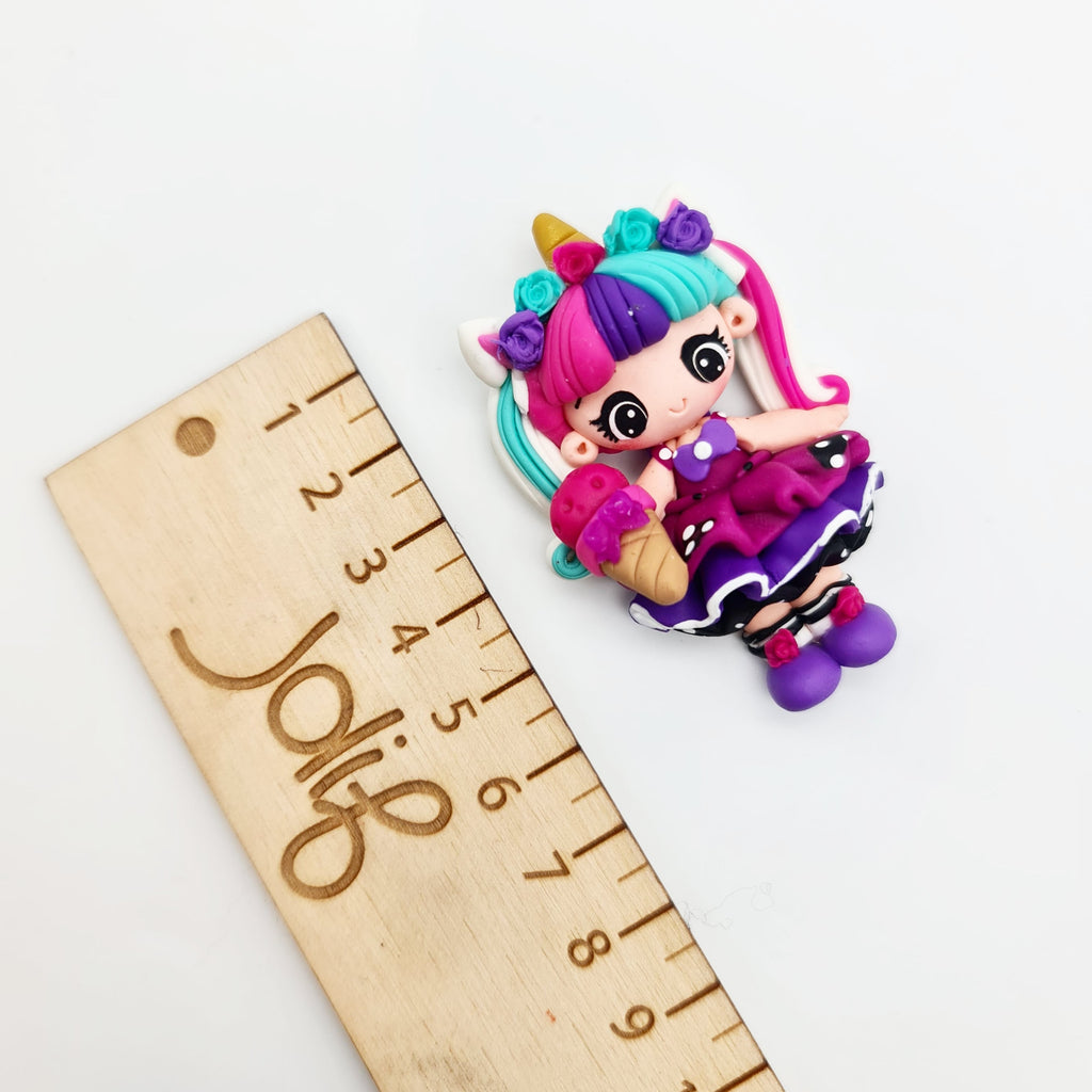 Berry Cute Clay Doll - Jolif The Craft Shop