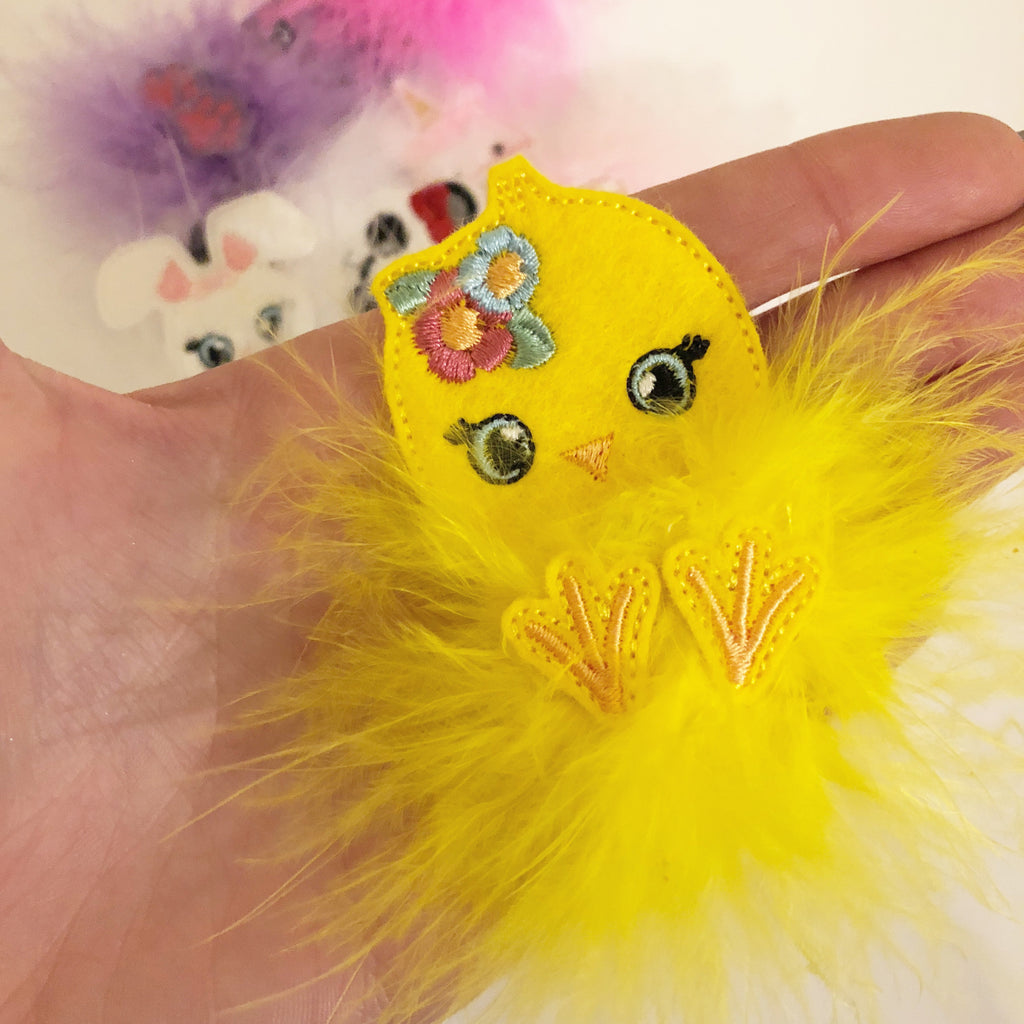 Chelsea Chick Fur Baby - Jolif The Craft Shop