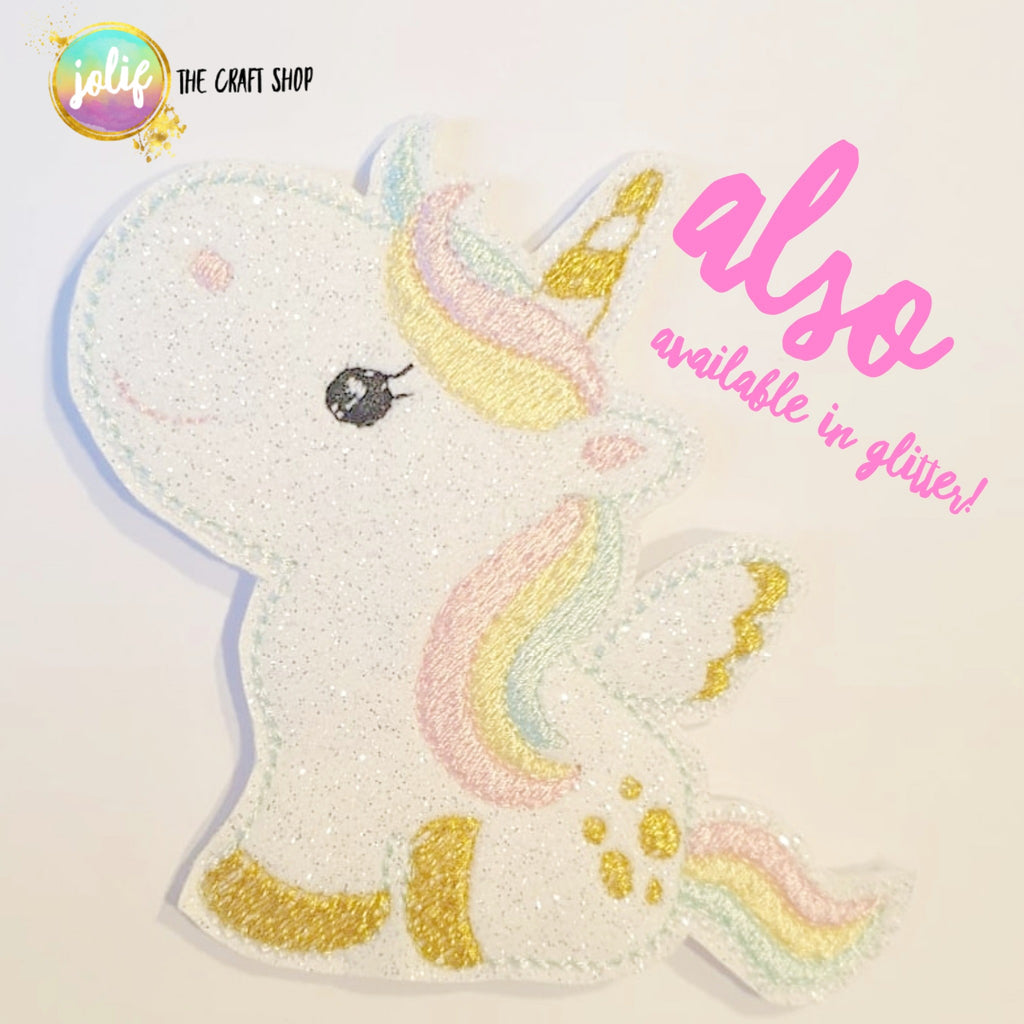 Moon Dust and Starlight Unicorn Sliders - Jolif The Craft Shop