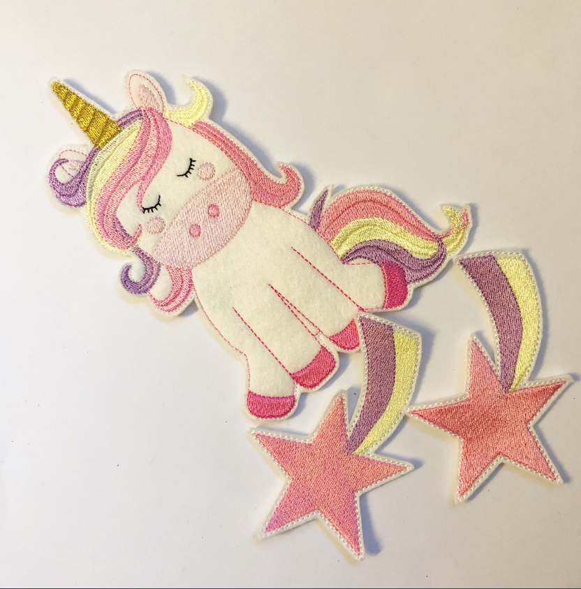 Unicorn Bow Holder - Jolif The Craft Shop