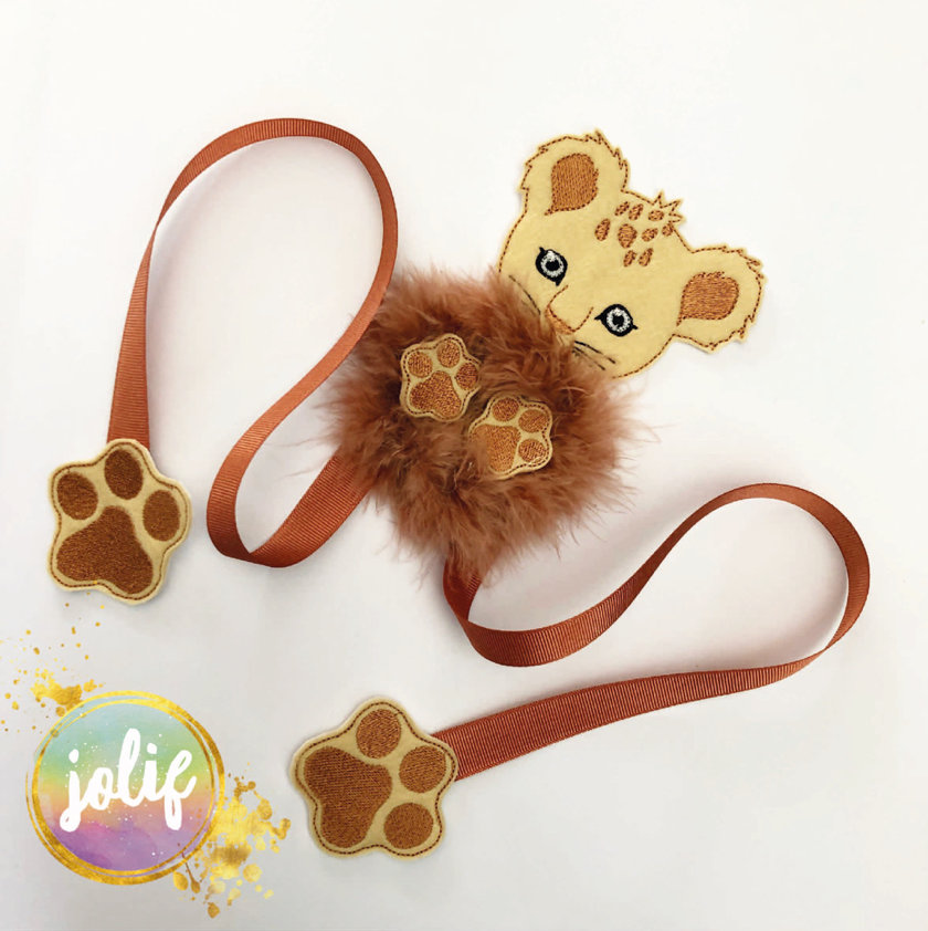 Little Cub Bow Holder
