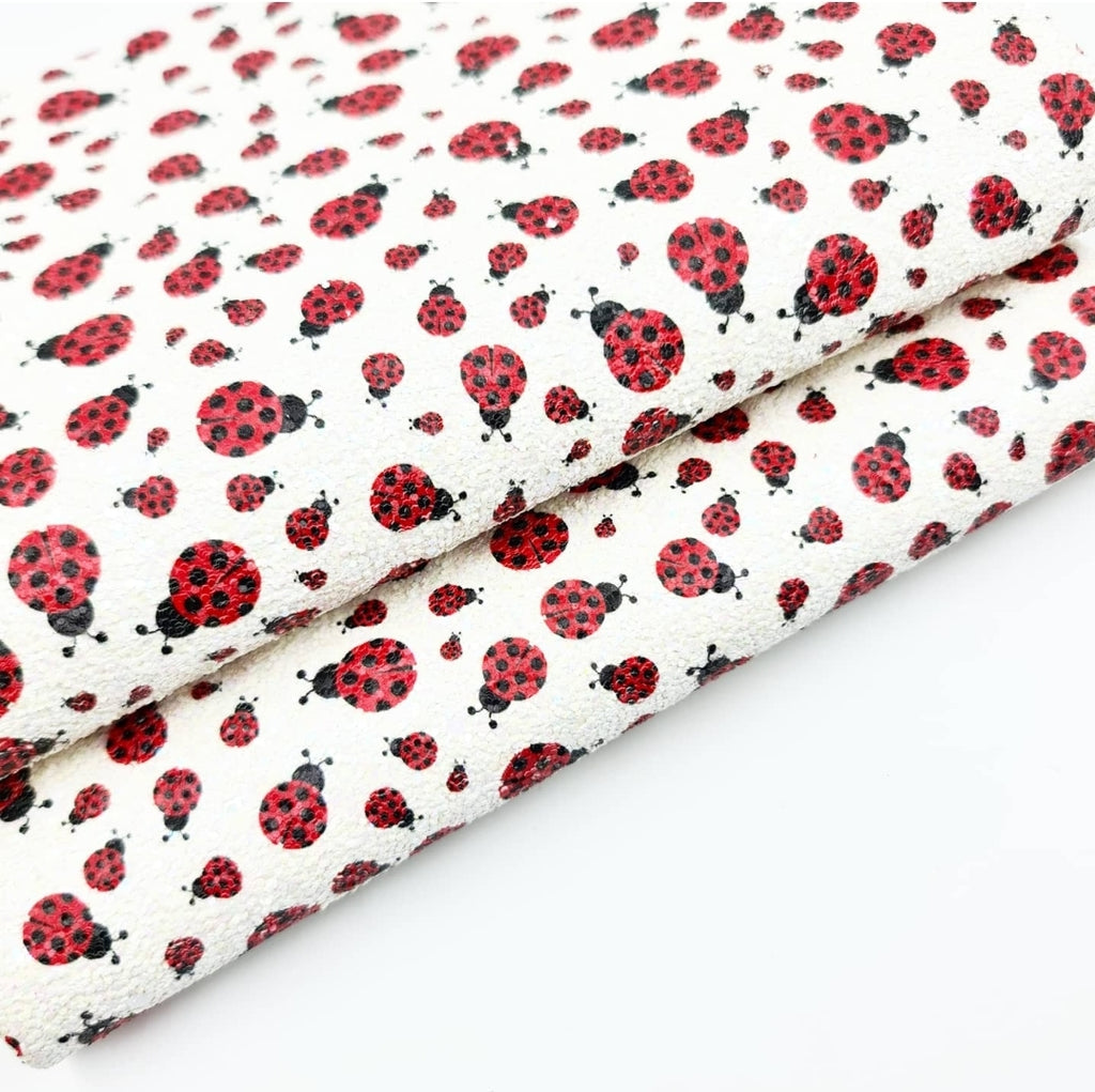 Ladybird Chunky Glitter - Jolif The Craft Shop