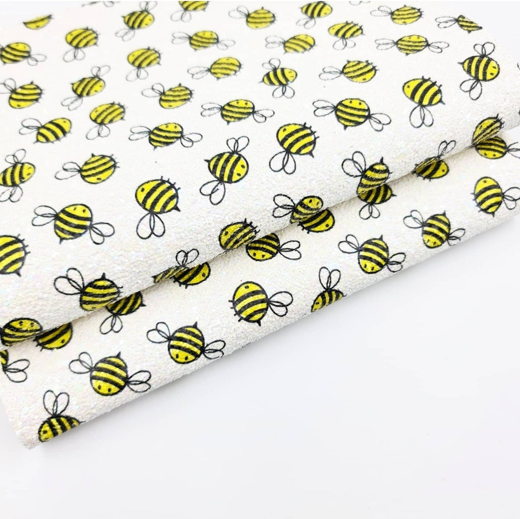 Bumble Bee Chunky Glitter - Jolif The Craft Shop