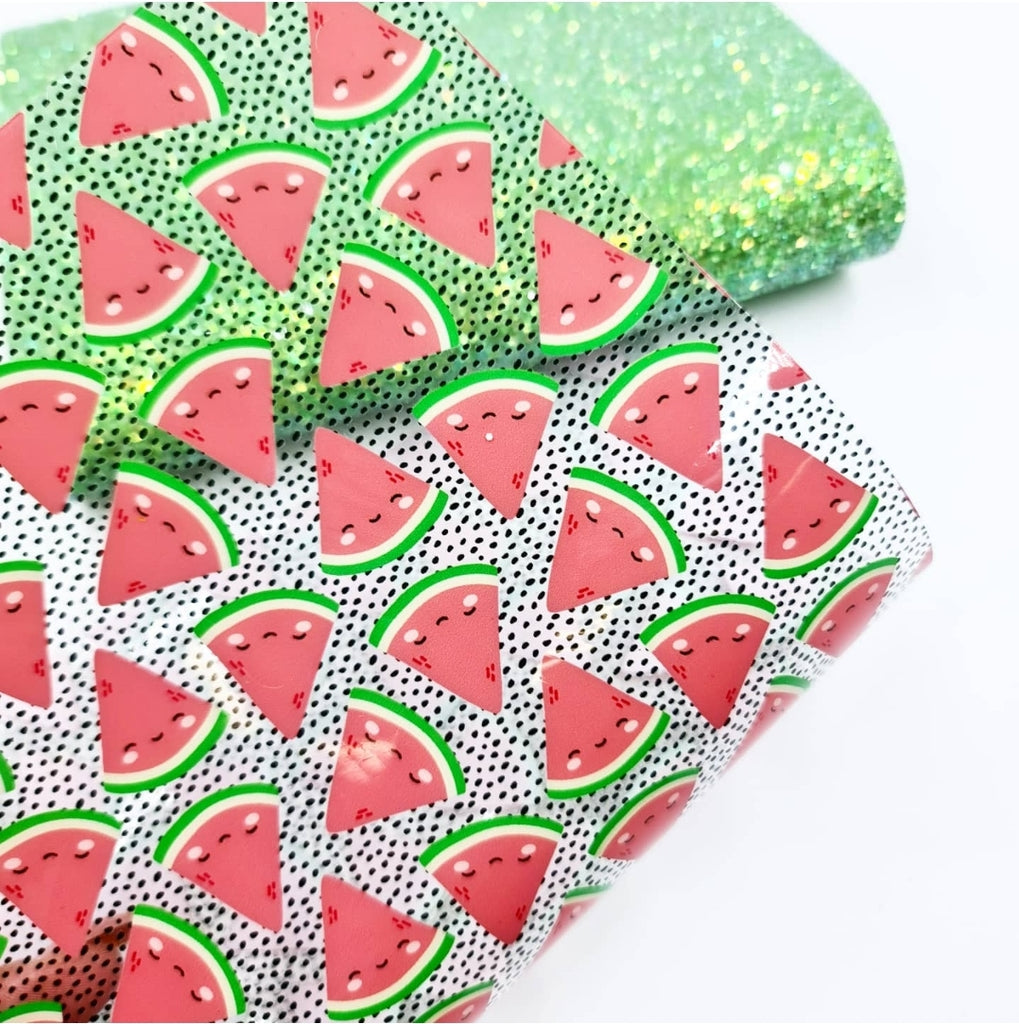 Watermelon Sugar Transparent Vinyl - Jolif The Craft Shop