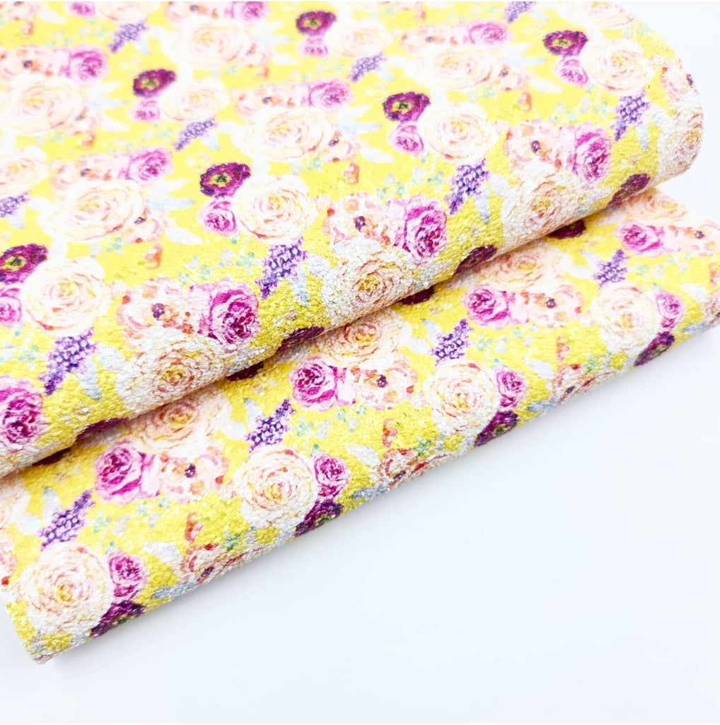 Sunshine Garden Chunky Glitter - Jolif The Craft Shop