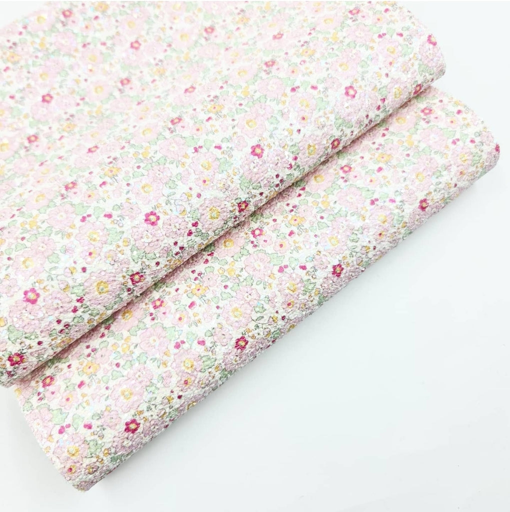 Botanic Pastel Chunky Glitter - Jolif The Craft Shop