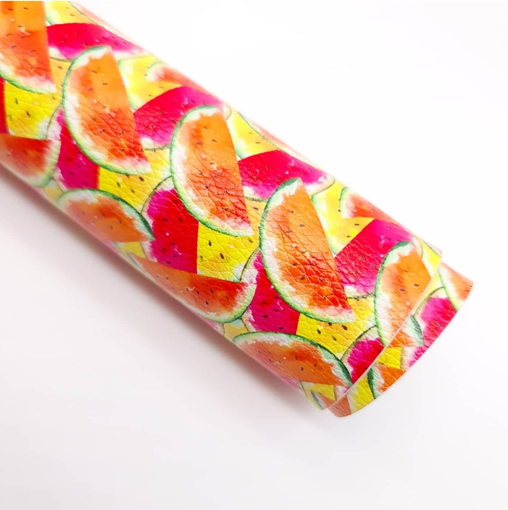 Fruity Litchi Leatherette - Jolif The Craft Shop