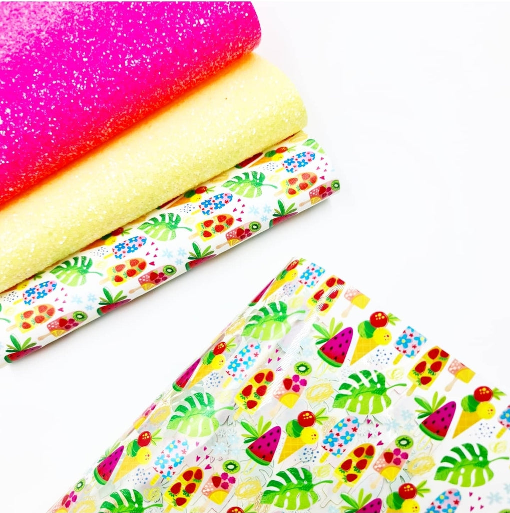 Tropical Popsicle Featured Collection - Jolif The Craft Shop