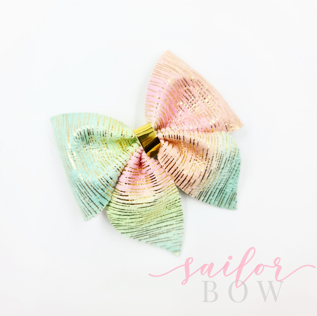The Sailor Bow Die & Template - Jolif The Craft Shop