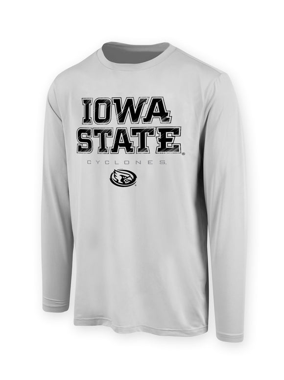 Men's Dante Long Sleeve T-Shirt--ISU