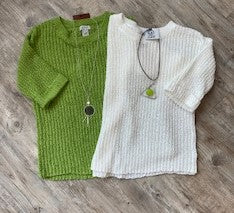 Yarn Boxy Sweater
