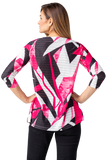 Abstract design top