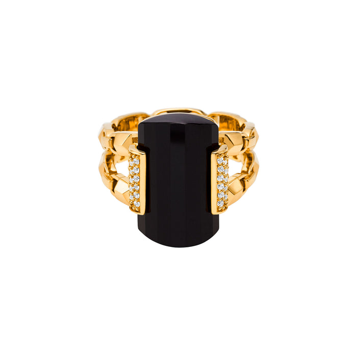 Anillo Michael Kors Dorado MKC1153AM710-6