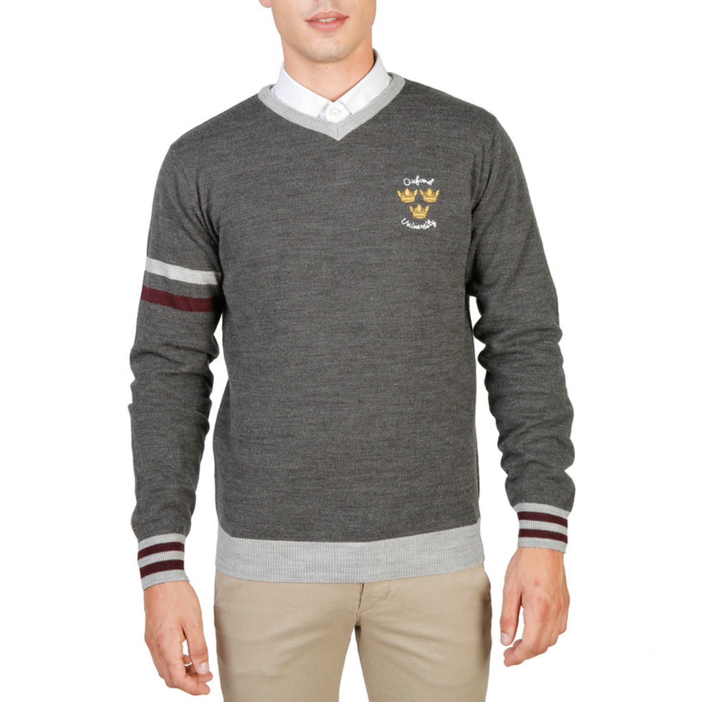 Oxford University - OXFORD_TRICOT-VNECK