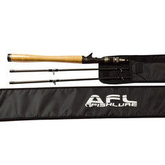 Fishing Rod Long Canvas Foldable Sleeve Cover