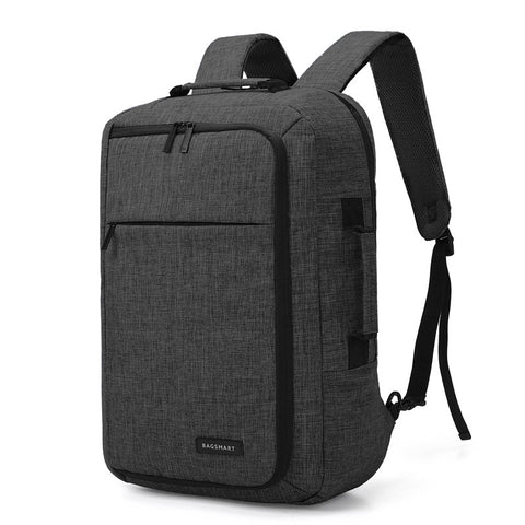 "Convertible 2-in-1 15.6"" Laptop Backpack/Briefcase"